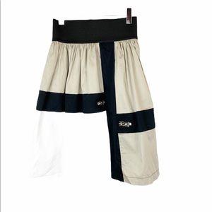 Zoe Ltd. Color Block A-line skirt Girls 10